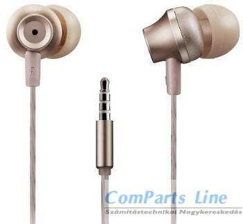 Canyon CNS-CEP3RO mikrofonos fülhallgató  25829 Gyártói Cikkszám  CNS-CEP3RO  Garancia  24 hónap. Gyártó  Canyon Leírás  f1b9fcb8f3